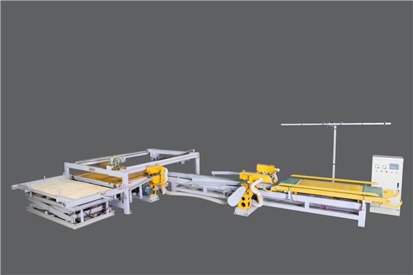 高精度数控全自动锯边机